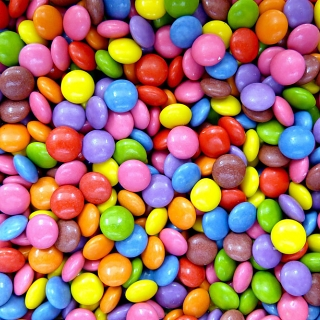 Smarties (Choc. Drops)