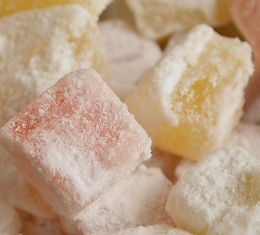 Turkish Delight - Ginger