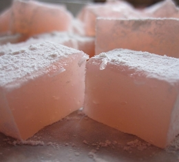Turkish Delight - Plain (Rose)