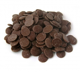 Carob Buttons Unsweetened (250g)