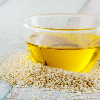 Pure Fregrant Sesame Oil (320ml)
