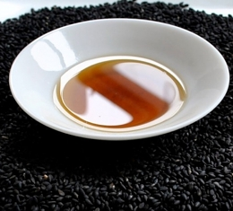 Pure Black Sesame Oil (320ml)