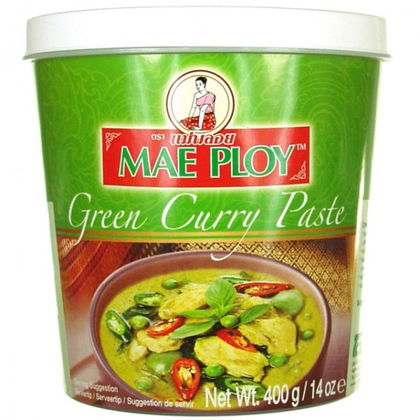 Green Curry Paste (400g)