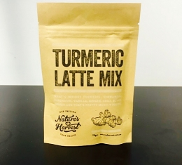 Natures Harvest Turmeric Latte Mix
