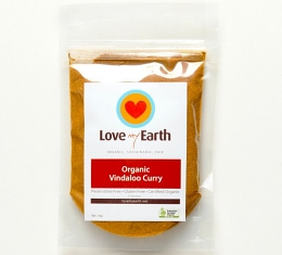 Vindaloo Curry Organic
